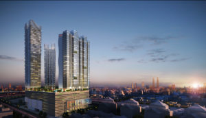3d_architectural_rendering_Mixed_Used_Jelatak_Malaysia
