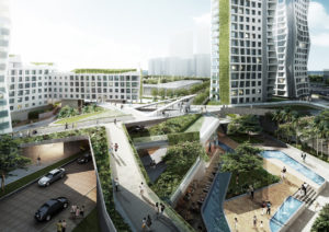 3d-rendering-mixed-used-guangzhou-circulation-view