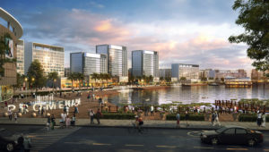 3d-architectural-rendering-dubai-design-competition-day-water-front