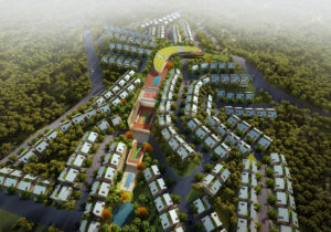 3d-architectural-rendering-malaysia-residential-township-clubhouse